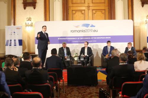 Mihai Constantin, Sorin Sarbu, Frank Muetze, Mihai Chircă, Florin Nemțanu