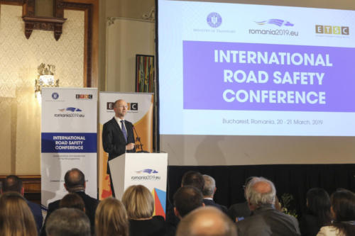 Matthew Baldwin, Coordonator European pentru Siguranța Rutieră, Comisia Europeană