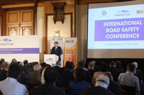 Yuwei Li, Directorul Diviziei de Transport UNECE