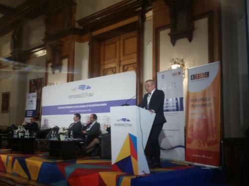 Alin Țucmeanu, Director General Adjunct, Autoritatea Rutieră Română