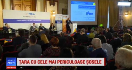 Conferinta Internationala de Siguranta Rutiera
